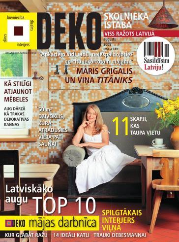 DEKO Nr. 8 2009