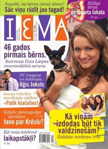 IEVA Nr. 29 2010
