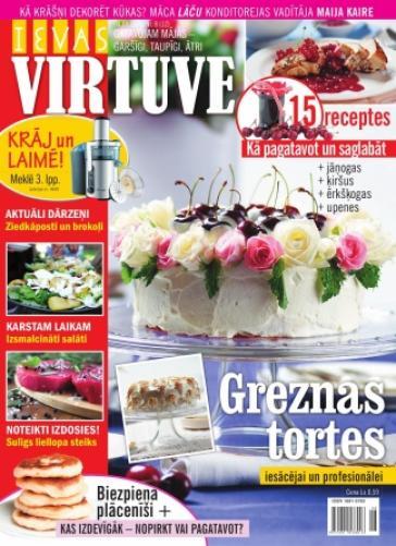 IEVAS VIRTUVE Nr. 8 2010