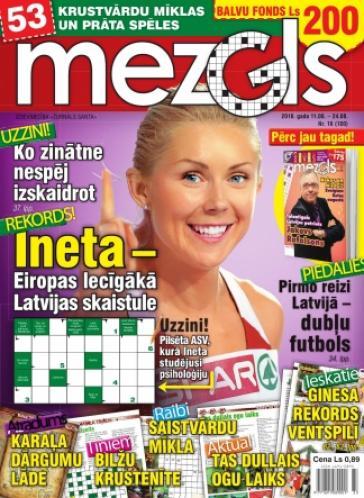MEZGLS Nr. 16 2010