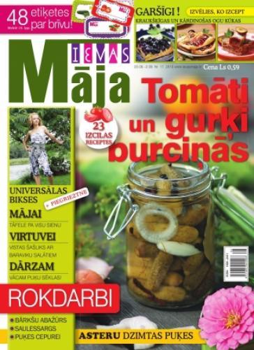 IEVAS MĀJA Nr. 17 2010