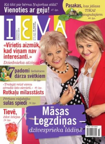 IEVA Nr. 33 2010
