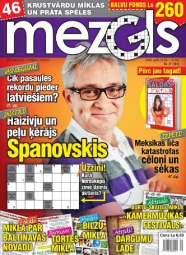 MEZGLS Nr. 17 2010