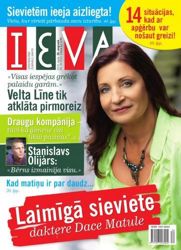 IEVA Nr. 34 2010