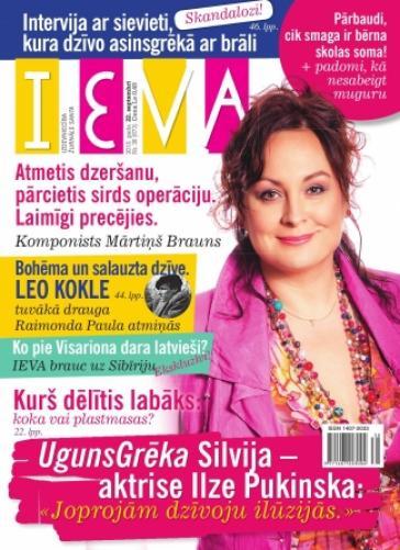 IEVA Nr. 38 2010