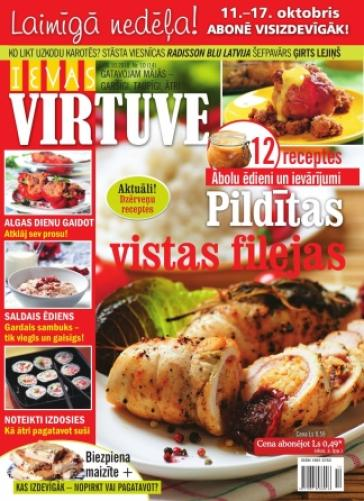 IEVAS VIRTUVE Nr. 10 2010
