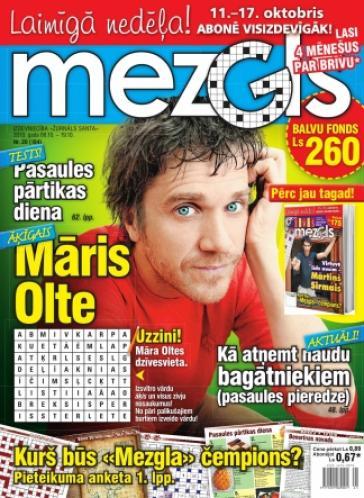 MEZGLS Nr. 20 2010