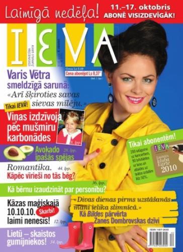 IEVA Nr. 40 2010