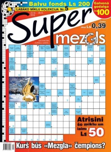 Supermezgls Nr. 5 2010