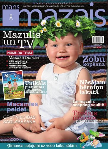 MANS MAZAIS Nr. 6 2009