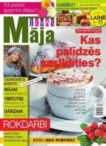 IEVAS MĀJA Nr. 22 2010