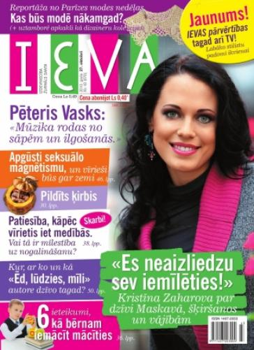 IEVA Nr. 43 2010