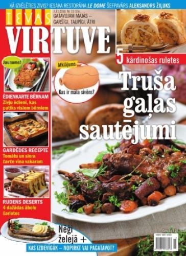 IEVAS VIRTUVE Nr. 11 2010