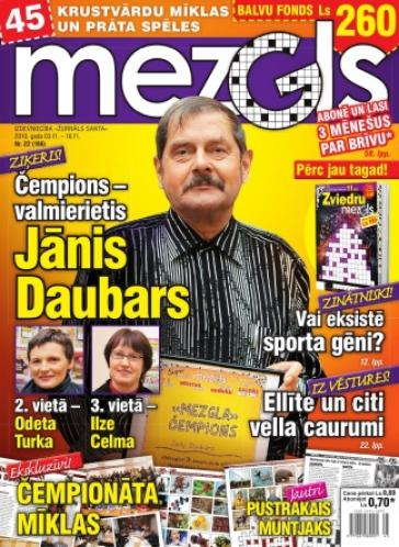 MEZGLS Nr. 22 2010