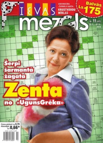 IEVAS MEZGLS Nr. 11 2010