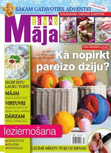 IEVAS MĀJA Nr. 23 2010