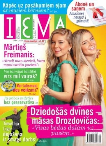 IEVA Nr. 45 2010