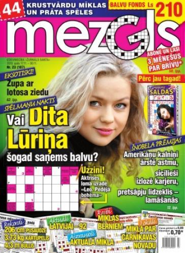 MEZGLS Nr. 23 2010