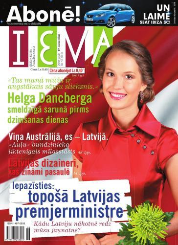 IEVA Nr. 46 2010