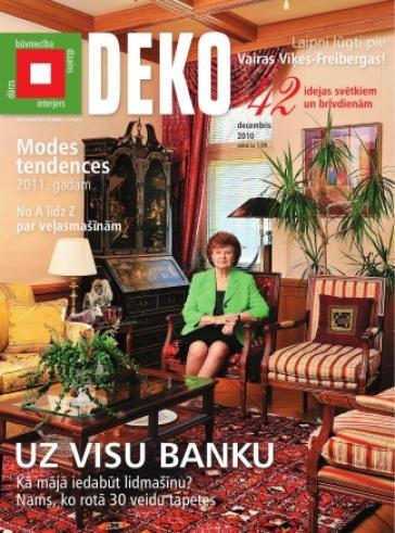 DEKO Nr. 12 2010