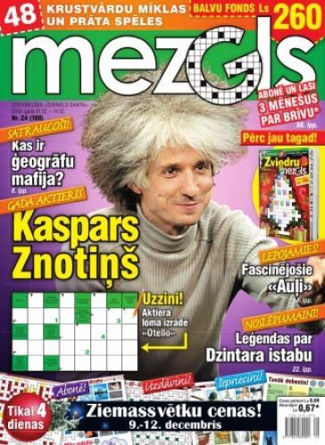 MEZGLS Nr. 24 2010