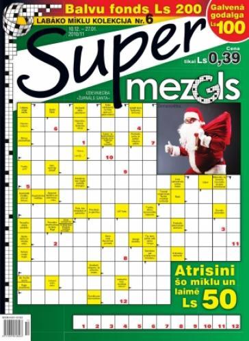 Supermezgls Nr. 6 2010