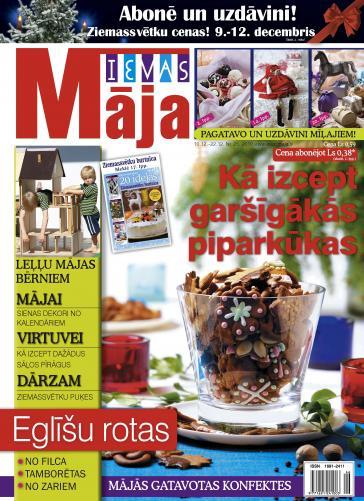 IEVAS MĀJA Nr. 25 2010
