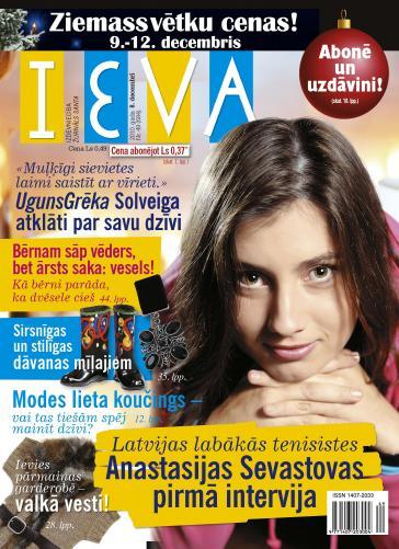 IEVA Nr. 49 2010