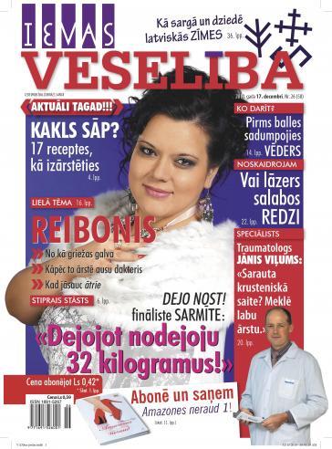 IEVAS VESELĪBA Nr. 26 2010