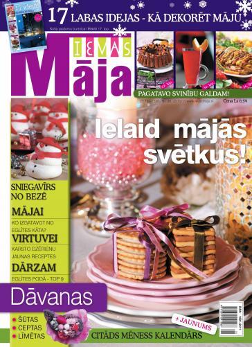 IEVAS MĀJA Nr. 26 2010
