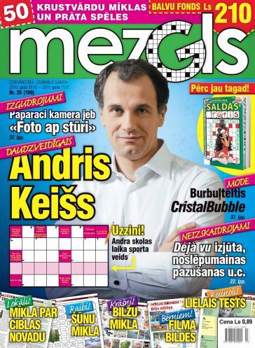 MEZGLS Nr. 26 2010