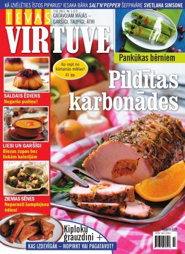 IEVAS VIRTUVE Nr. 1 2011