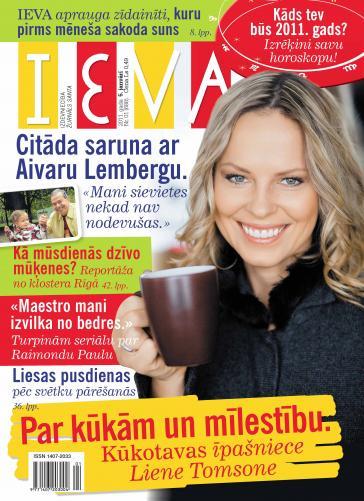 IEVA Nr. 1 2011