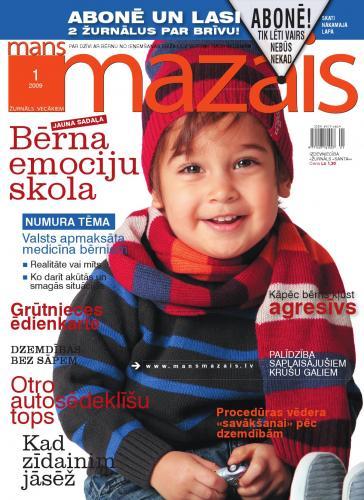 MANS MAZAIS Nr. 1 2009
