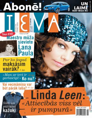 IEVA Nr. 2 2011