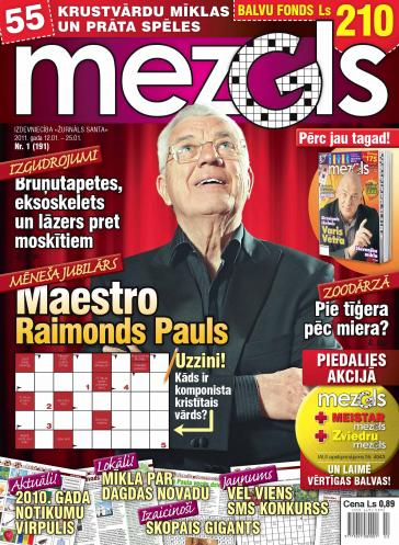 MEZGLS Nr. 1 2011