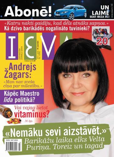 IEVA Nr. 3 2011