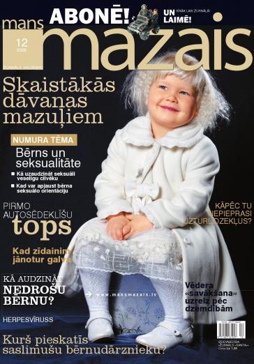 MANS MAZAIS Nr. 12 2008