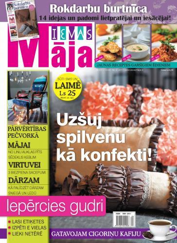 IEVAS MĀJA Nr. 2 2011