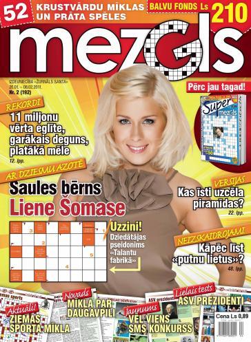 MEZGLS Nr. 2 2011