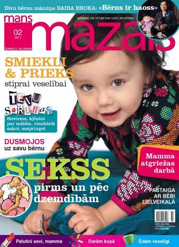MANS MAZAIS Nr. 2 2011