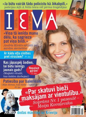 IEVA Nr. 5 2011