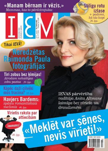 IEVA Nr. 7 2011