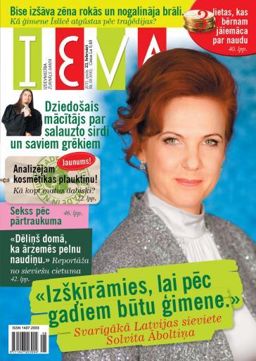 IEVA Nr. 8 2011