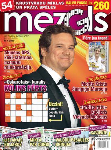 MEZGLS Nr. 5 2011