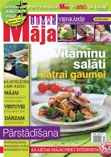 IEVAS MĀJA Nr. 5 2011