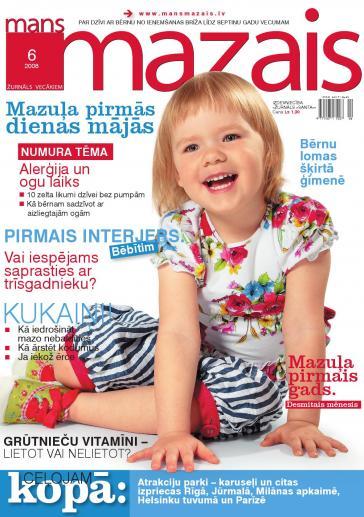 MANS MAZAIS Nr. 6 2008