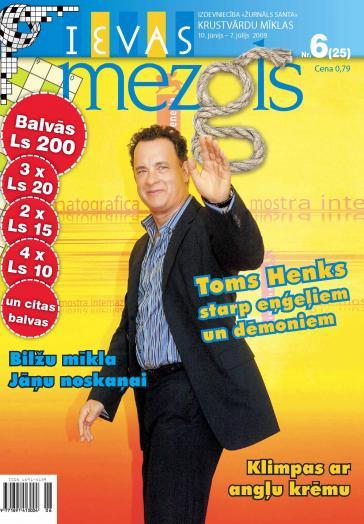 IEVAS MEZGLS Nr. 6 2009