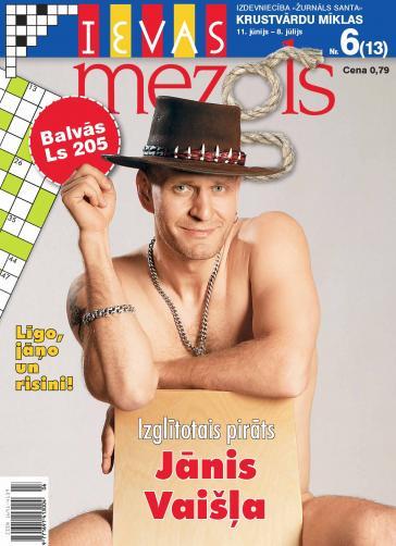 IEVAS MEZGLS Nr. 6 2008