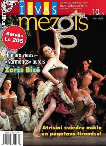 IEVAS MEZGLS Nr. 10 2008